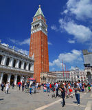 St. Mark's Square Royalty Free Stock Photo