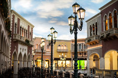 St. Mark's Square, Las Vegas Royalty Free Stock Photos