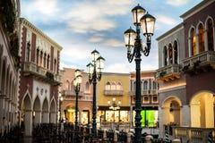 St. Mark's Square, Las Vegas Royalty Free Stock Photos