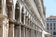 St. Mark's Square, Piazza San Marco in Venice, Stock Images