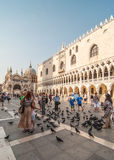 Piazza San Marco Royalty Free Stock Photos