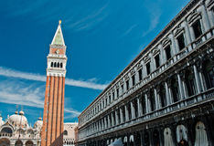 St. Mark's square, Venice Stock Images