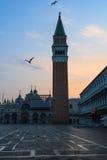 St. Mark's Square, Venice Royalty Free Stock Photos