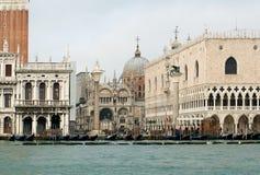 St Mark's Square, Venice, Italy Stock Photo