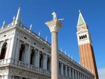 St Mark's Square in Venice Stock Photo