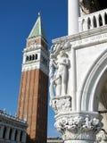 St Mark's Square in Venice Stock Photos