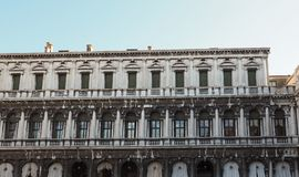 St Mark square in Venice Royalty Free Stock Photography