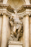 St Mark statue, Venice Royalty Free Stock Image