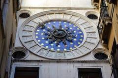St Mark Uhr lizenzfreie stockfotos