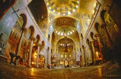 Free St Mark&x27;s Cathedral In Venice. Royalty Free Stock Images - 82112859
