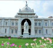1st markis Curzon av Kedleston, Victoria Memorial, Kolkata Royaltyfri Foto