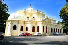 St. Marks Cathedral, Bengaluru (Bangalore) Royalty Free Stock Photography