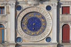 St Marks Clock Stock Image