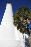St. Marks Lighthouse Royalty Free Stock Photography