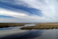 St. Marks National Wildlife Refuge Stock Photography