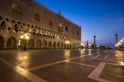 St Marks square royalty free stock images