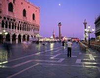 St Marks Square, Venice. Stock Image