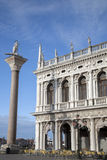 St Marks Square; Venice Royalty Free Stock Image