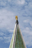 St Marks Tower Top Royalty Free Stock Photos