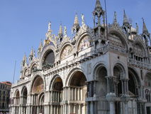 St Marks Venice Italy Royalty Free Stock Photography