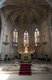St Martha Collegiale Kerk, Tarascon Royalty-vrije Stock Afbeelding