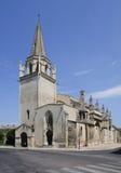 St Martha's Collegiate Church, Tarascon stock photos