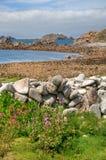 St Martin, острова Scilly Стоковые Изображения RF