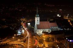 st martin собора Стоковое Изображение RF