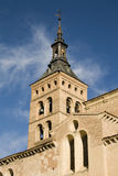 St. Martin bell tower, Segovia Royalty Free Stock Image
