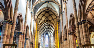 Free St. Martin Cathedral In Colmar, Alsace, France Stock Photo - 65707830
