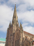 St Martin Church, Birmingham Royalty Free Stock Photo