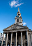 St Martin church in London Stock Images