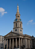 St Martin church in London Royalty Free Stock Photography