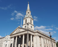 St Martin church in London Stock Photography