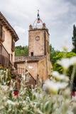 St. Martin church in Mura. Photograph of St. Martin church in Mura, Barcelona, Spain royalty free stock photo