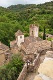 St. Martin church in Mura. Photograph of St. Martin church in Mura, Barcelona, Spain stock photos