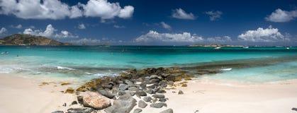 St Martin, des Caraïbes Image libre de droits