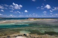 St Martin, des Caraïbes Photo stock