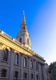 St. Martin-In-The Fields Church in the City of Westminster . London, UK Stock Image
