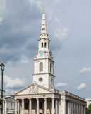 St Martin-in-the-Fields Church London England Stock Photos