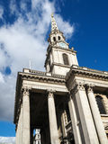 St Martin-in-the-Fields Church Trafalgar Square Royalty Free Stock Photography
