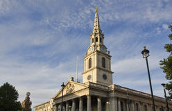 St. Martin in the Fields, London Royalty Free Stock Photos