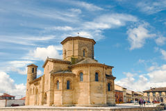 St. Martin in Fromista Spain Stock Photo