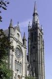 St Martin Kerk Arlon Stock Foto's