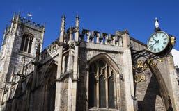 St Martin le Grand Church en York Foto de archivo