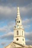 St Martin nella chiesa dei campi Fotografia Stock