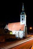 St. Martin's Cathedral - Bratislava Stock Image