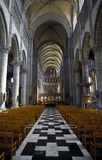 St Martin's Cathedral in Ypres Royalty Free Stock Photography