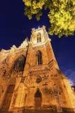 St Martin's Church in Colmar. Colmar, Grand Est, France royalty free stock photos