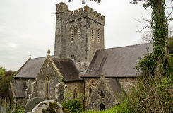 St Martin's Church, Laugharne Stock Photography
